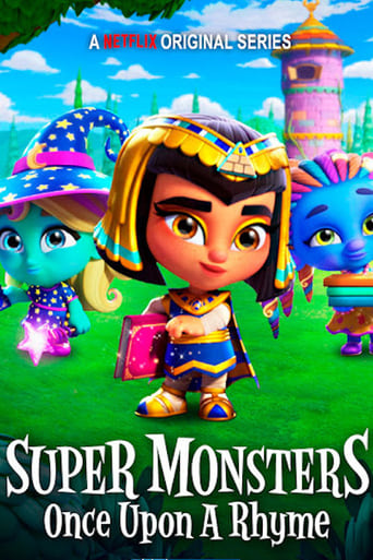 Poster Super Monsters: Once Upon a Rhyme