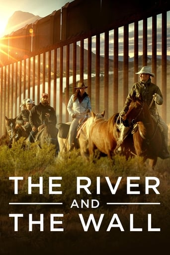 Poster of The River and the Wall