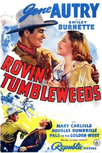 Poster of Rovin' Tumbleweeds