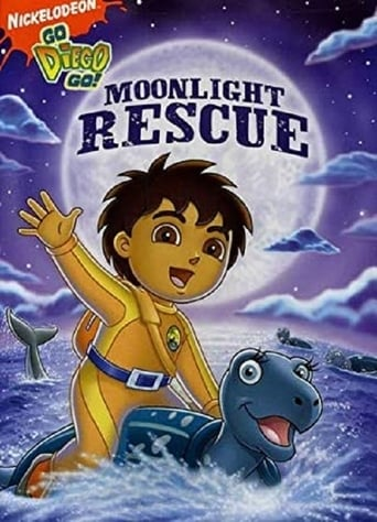 Poster of Go Diego Go!: Moonlight Rescue