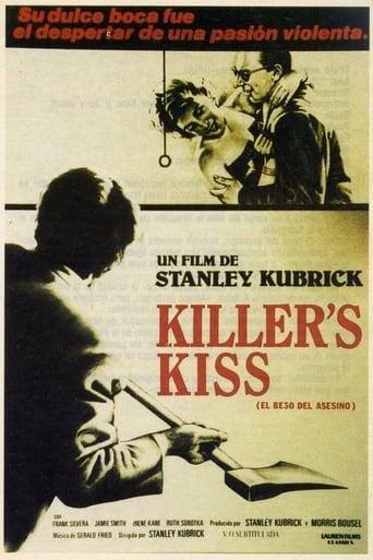 Poster of Killer's Kiss (El beso del asesino)