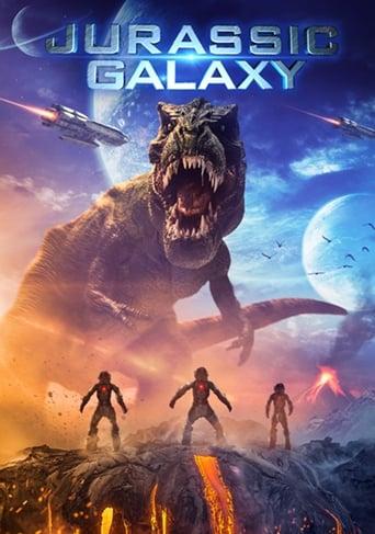 Jurassic Galaxy - Poster