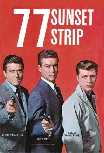 Poster of 77 Sunset Strip