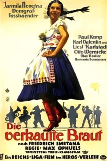 Poster of The Bartered Bride