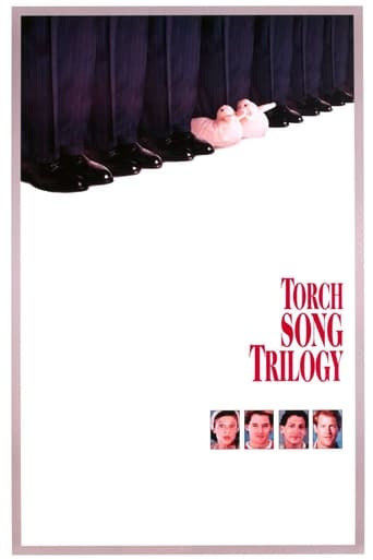 Poster of Torch Song Trilogy