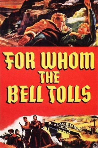 Poster of For Whom the Bell Tolls
