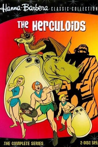 Capitulos de: Los Herculoides