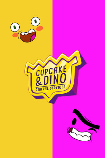 Poster of Cupcake & Dino - General Services