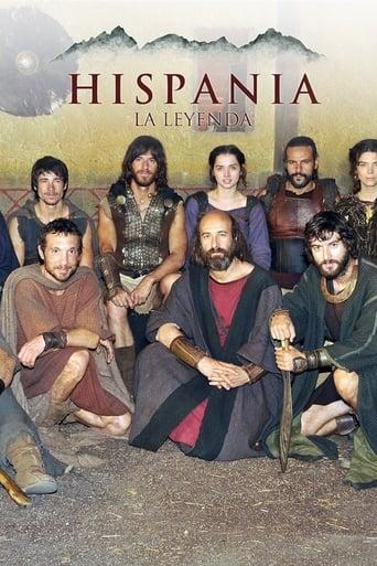 Poster of Hispania, la leyenda