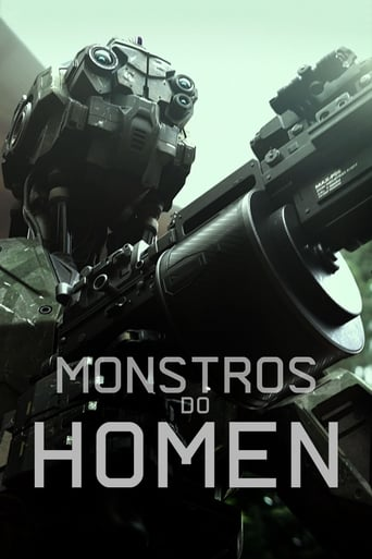 Monsters of Man - Poster