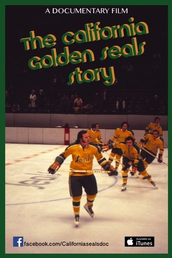 Poster of The California Golden Seals Story