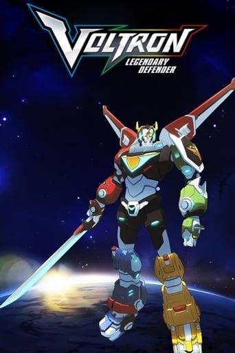 Voltron: Legendary Defender image