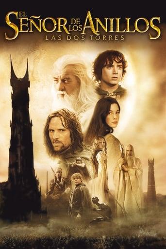 Poster of El señor de los anillos: Las dos torres
