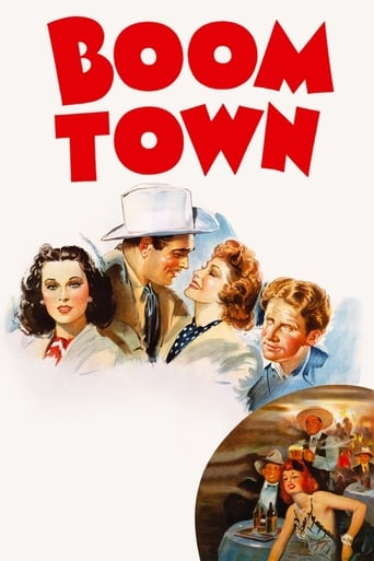 Poster of Boom Town