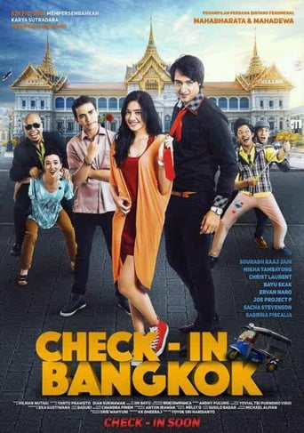 Poster of Check in Bangkok