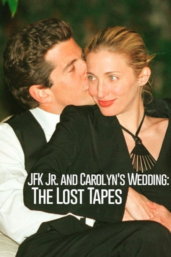 Poster of JFK Jr. and Carolyn's Wedding: The Lost Tapes