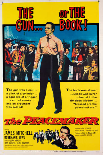 Poster of The Peacemaker