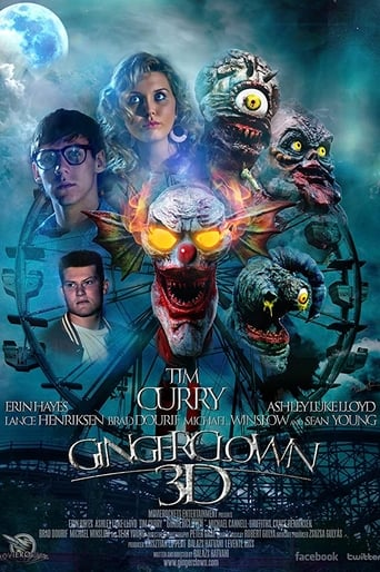 Gingerclown (2013) - poster