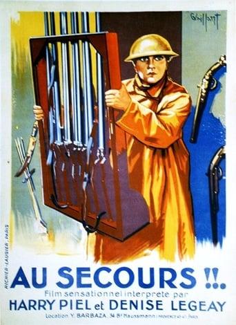 Poster of Achtung Harry! Augen auf!