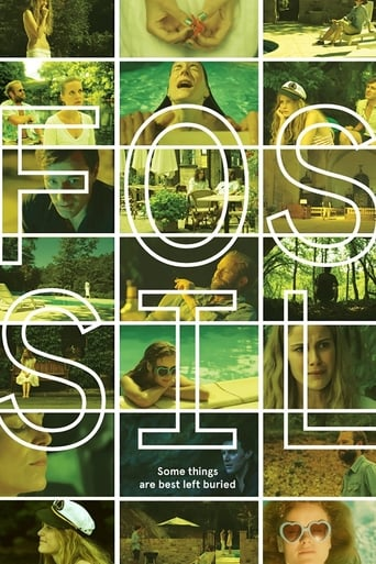 Poster of Fossil