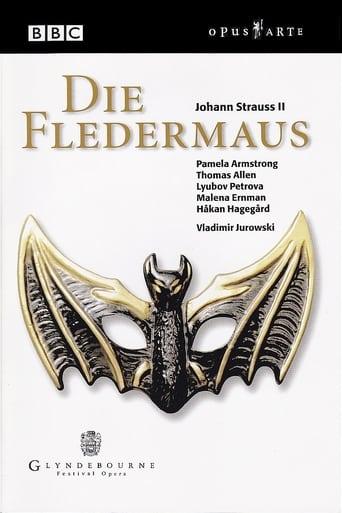 Poster of Die Fledermaus