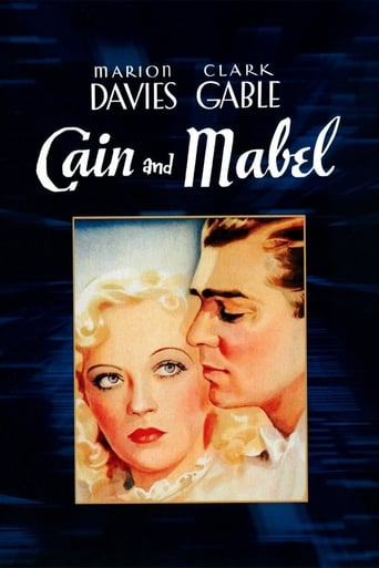 Poster of Cain and Mabel