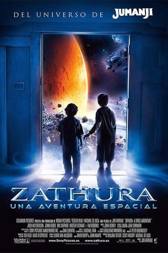 Poster of Zathura: Una aventura espacial