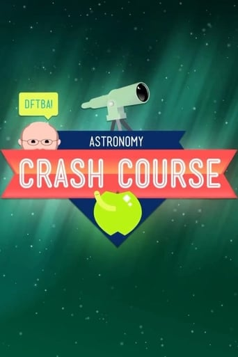 Poster of Crash Course Astronomy