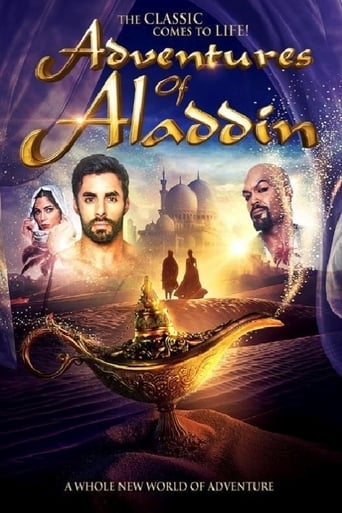 Adventures of Aladdin Poster