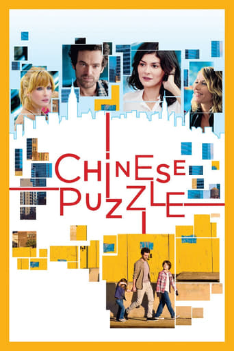 Poster of Chinese Puzzle