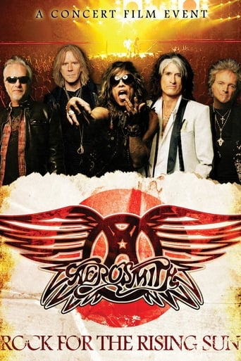 Poster of Aerosmith: Rock for the Rising Sun