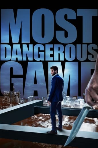Most Dangerous Game streaming