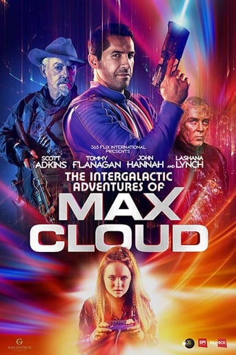 The Intergalactic Adventures of Max Cloud Poster