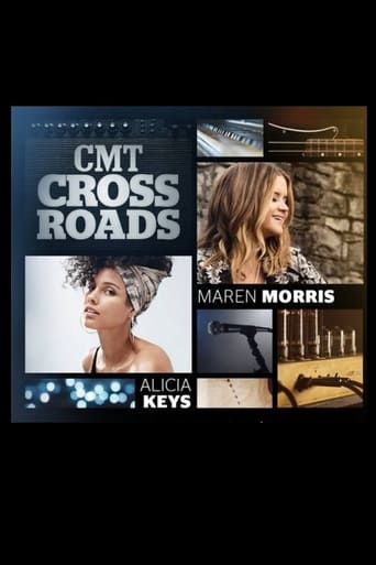 Poster of Alicia Keys and Maren Morris on CMT Crossroads
