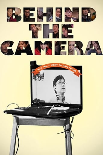 Poster of Behind the Camera