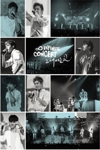 Poster of INFINITE - Live Concert That Summer 2 Special