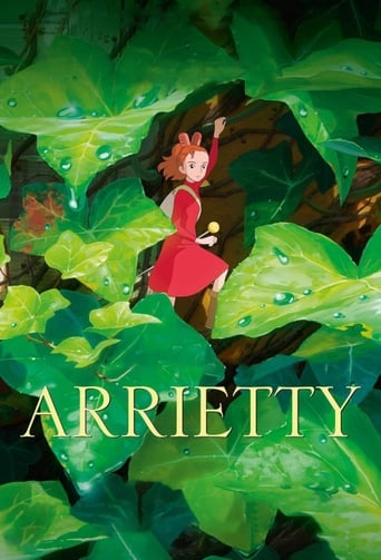 Arrietty (UK Voice Cast) (2011)