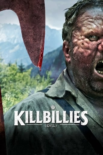 Poster of Killbillies