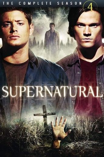 Sobrenatural 4ª Temporada - Poster