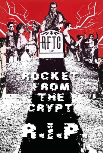 R.I.P. Rocket From the Crypt