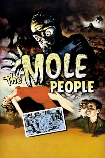Poster of The Mole People