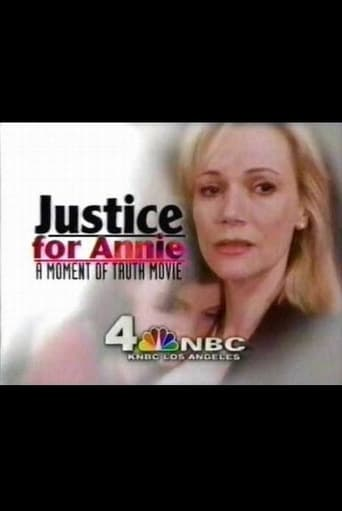 Poster of Justice for Annie