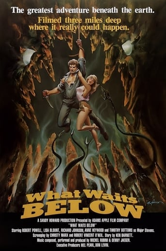 Poster of What Waits Below