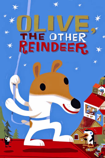 Poster of Olive, the Other Reindeer
