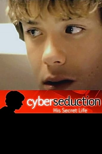 Poster of Cyber Seduction: His Secret Life