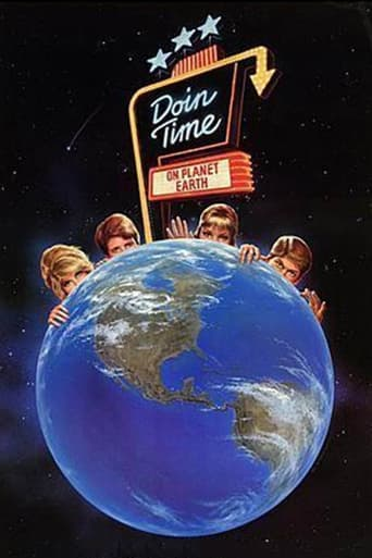 Poster of Doin' Time on Planet Earth