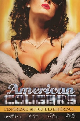 Poster of American cougars