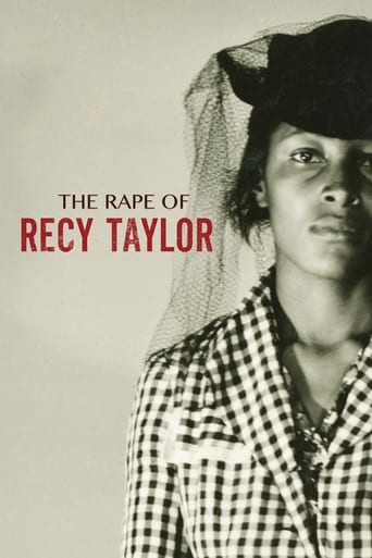 Poster of The Rape of Recy Taylor