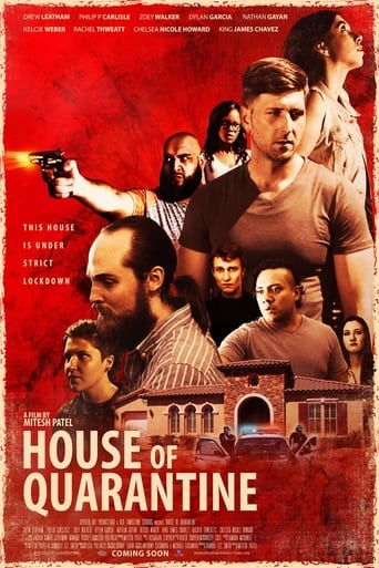 House of Quarantine Poster