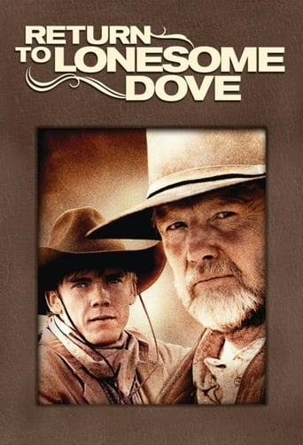 Poster of Return to Lonesome Dove